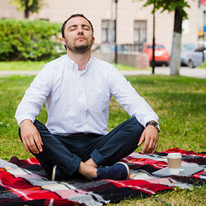 virtual meditation classes for corporations